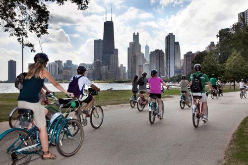 Biking, Bites and Brews