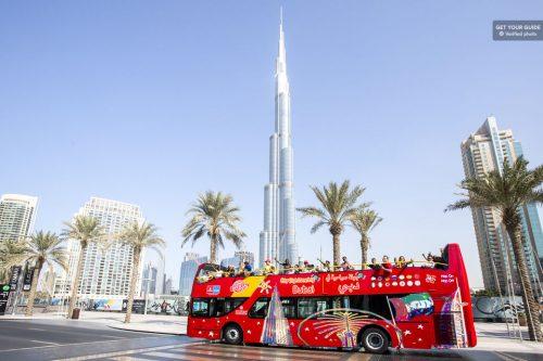 Dubai Hop on Hop off Bus Tour