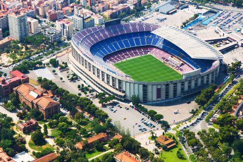 FC Barcelona history