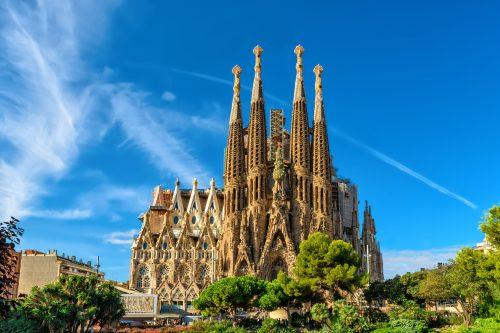 Familia Sagrada History