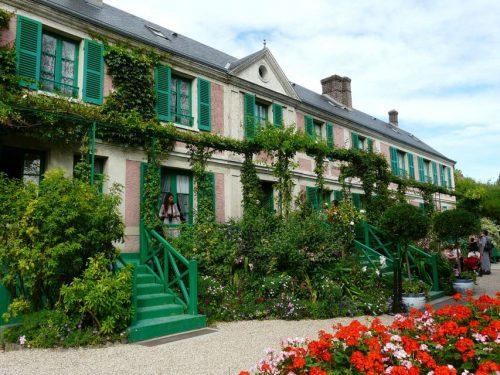 Half-Day Trip to Giverny from Paris