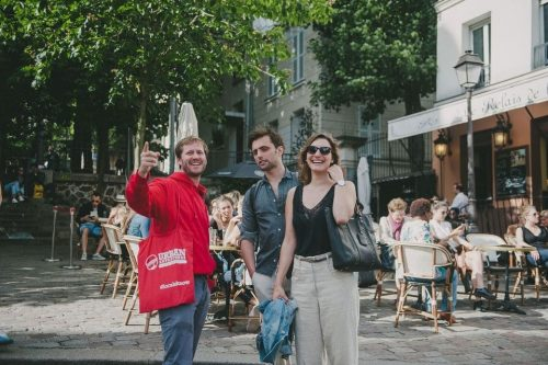 Hidden Montmartre Cultural Tour