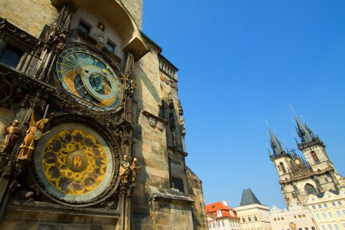 History of Prague's Astronomical Clock