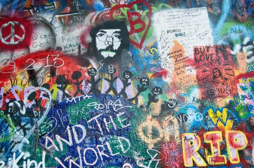History of the John Lennon Wall