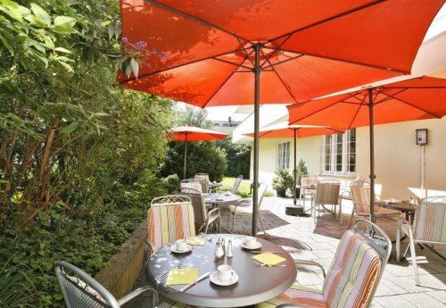 Hotel Biederstein am Englischen Garten