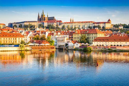 Prague Castle History