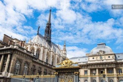 Sainte Chapelle Self-Guided Tour