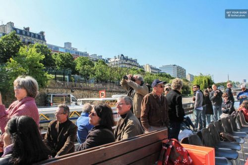 Seine River and Canal Saint Martin Cruise