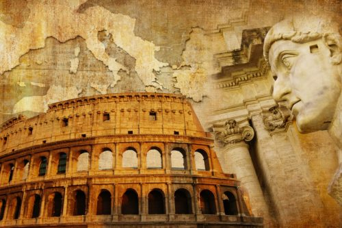 The Fall of Rome History