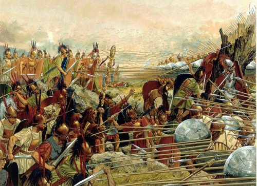 The Great Battle of Rome