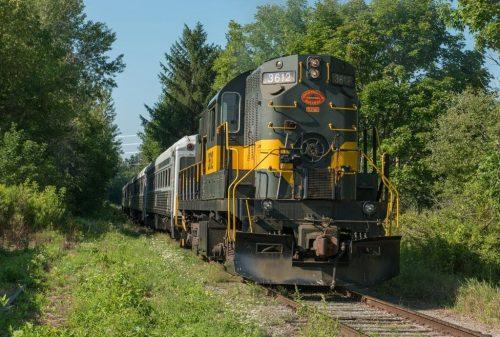 York Durham Heritage Railway, Canada (Photo Credit - todocanada.ca)