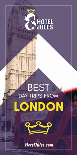 12 COOLEST Day Trips from London [[date]]