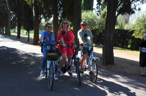 Appia Antica Electric Bike Tour