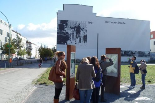 Berlin Wall Private Walking Tour