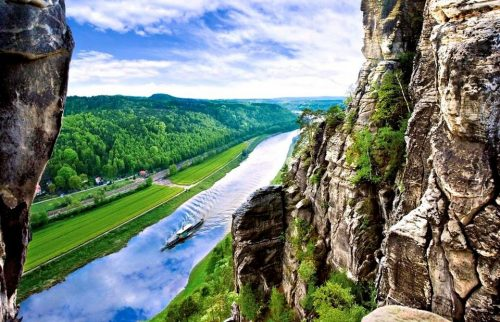 Bohemian and Saxon Switzerland Full Day Tour