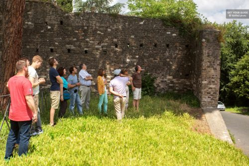 Catacombs and the Appian Way Tour