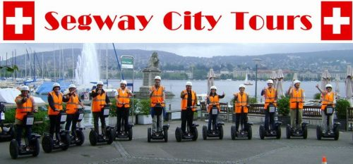 City Segway Tour