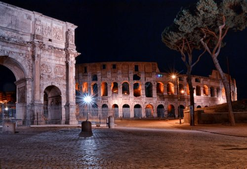 Colosseum Underground Evening Tour