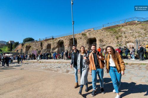 Colosseum and Arena Flour Tour