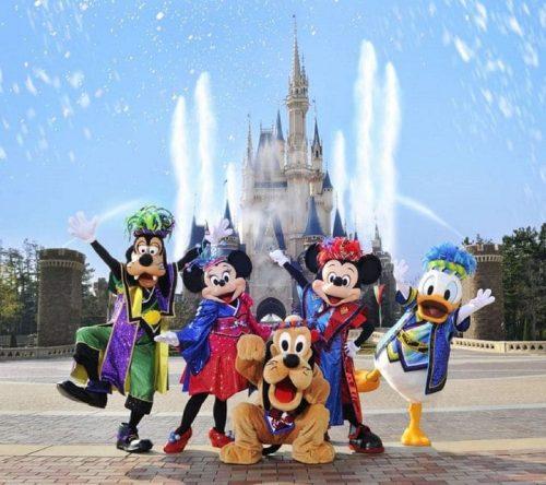 Discover Disneyland Tokyo
