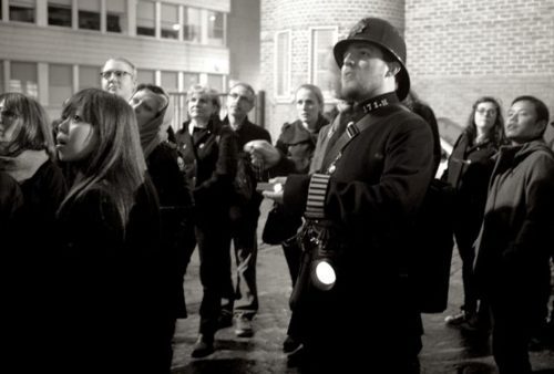 Do a Jack the Ripper Walking Tour
