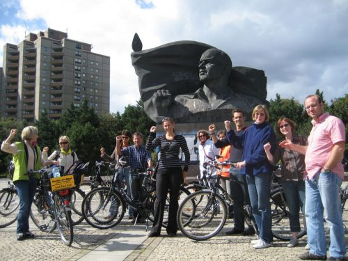 East Berlin Bike Tour