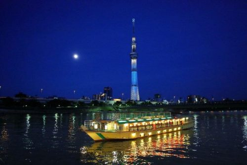 Enjoy a Romantic Dinner Cruise