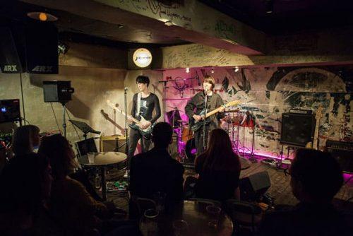 Experience Jazz Night in an Underground Club