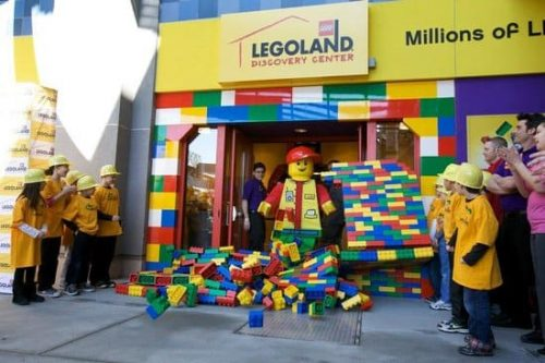 Experience the LEGOLAND Discovery Center