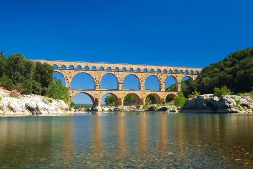 Explore the Pont du Gard Aqueduct