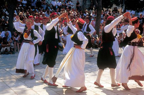 Folklore Show in Konavle