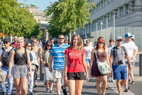 Free Berlin Walking Tour