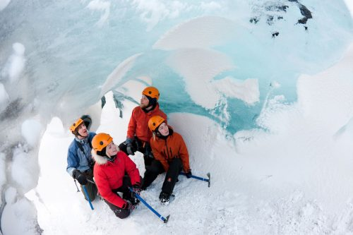Full Day Glacier Hiking and Ice Climbing