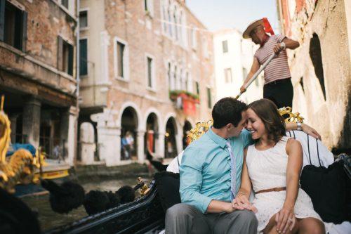 Gondola Ride and Romantic Dinner in Venice