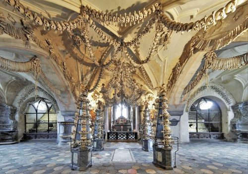 Half-Day Tour to Kutná Hora and Ossuary