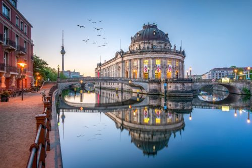History of Berlin Museums