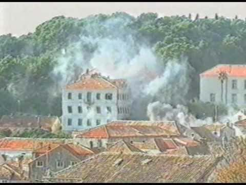 History of Dubrovink in the Serbian War
