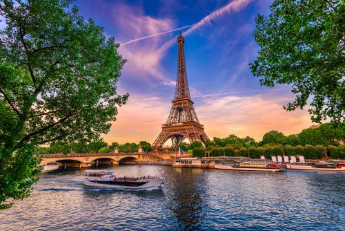 History of the Eiffel Tower