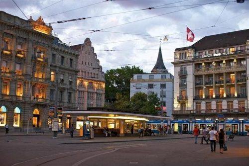 Hotel Glarnischof