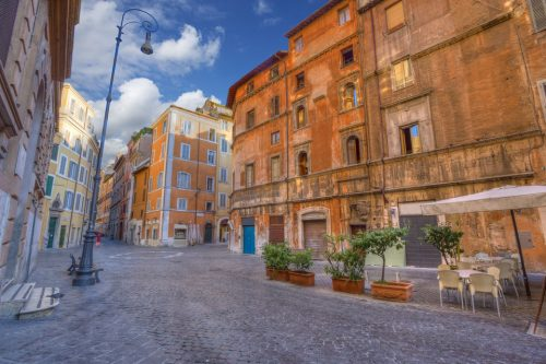 Jewish Ghetto and Synagogue Tour