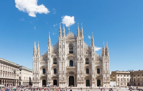 Milan Cathedral History