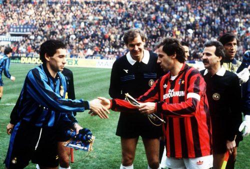 Milan Derby History