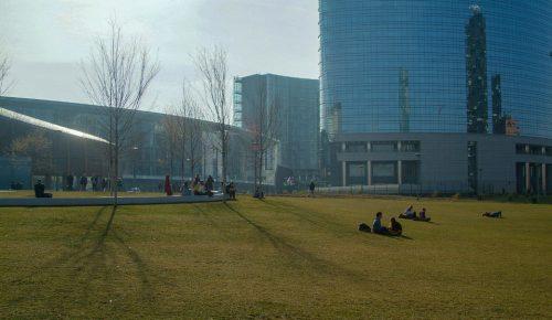 Milan Modern Architecture Bike Tour