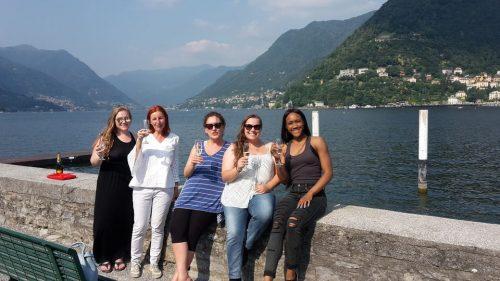 Milan to Lake Como Tour