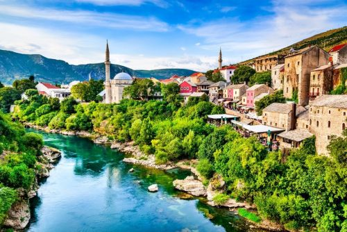 Mostar and Kravice Waterfalls Tour