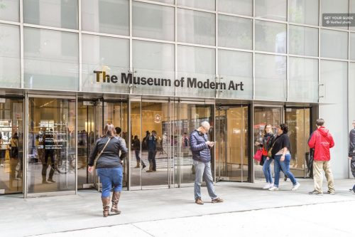 Museum of Modern Art Tour