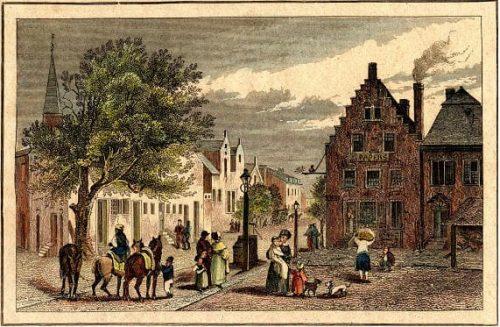 New York Colony History,