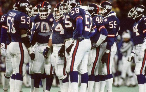 New York Giants History