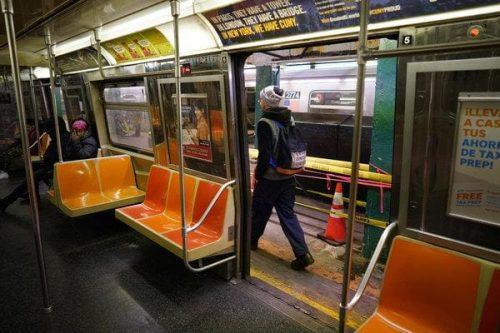 New York Times Subway History