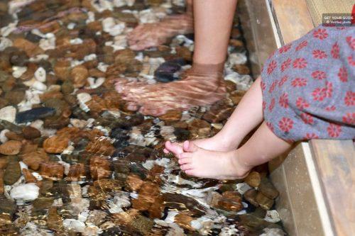 Oedo Onsen Monogatari Hot Springs, Japan
